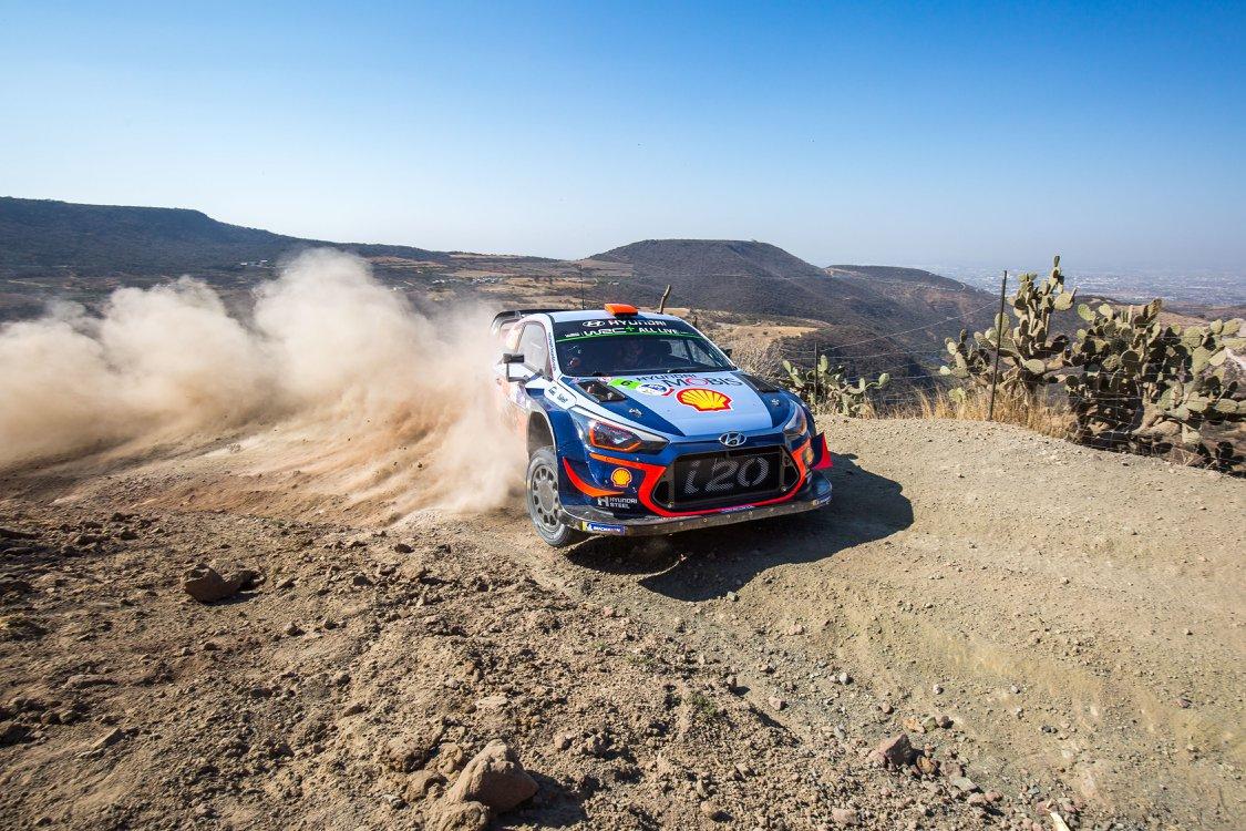 Rallye d'Argentine: Tänak s'impose, Ogier reste leader au général
