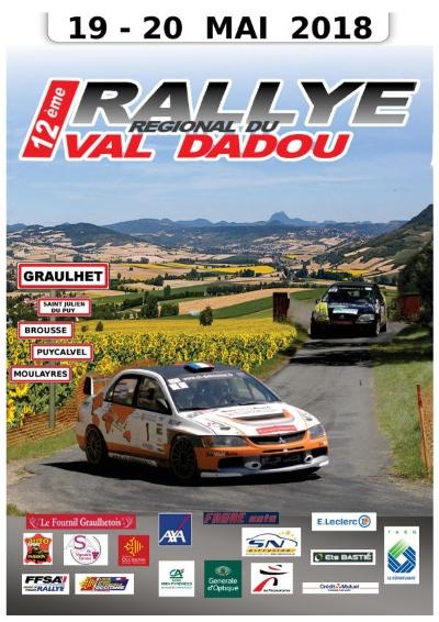 Rallye bonaguil 2018