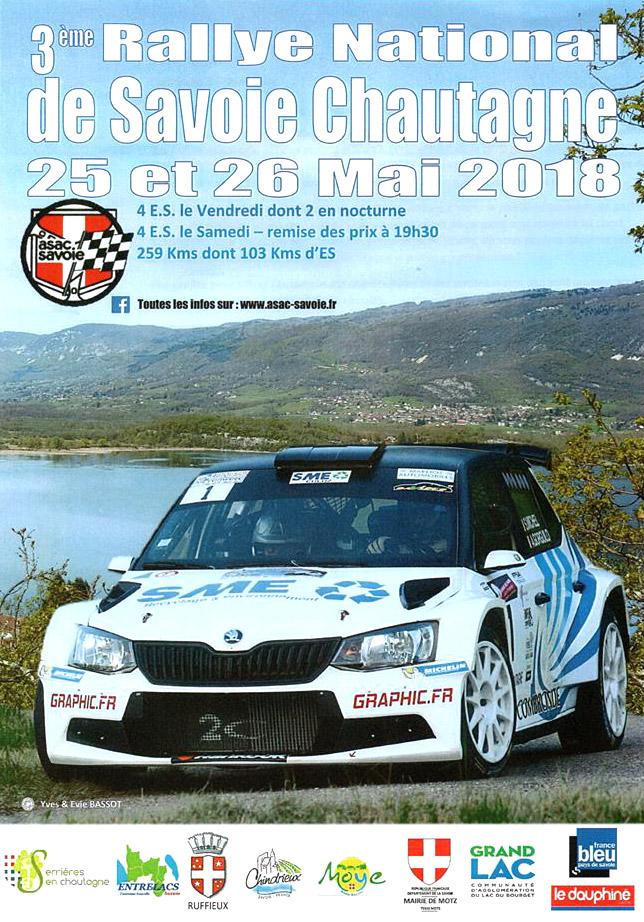 Rallye haute savoie