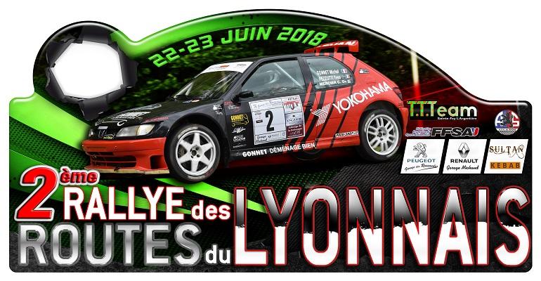 Rallye route du lyonnais 2018