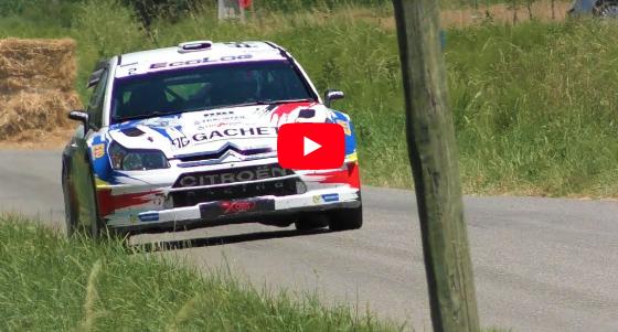 Rallye saint marcellin 2018