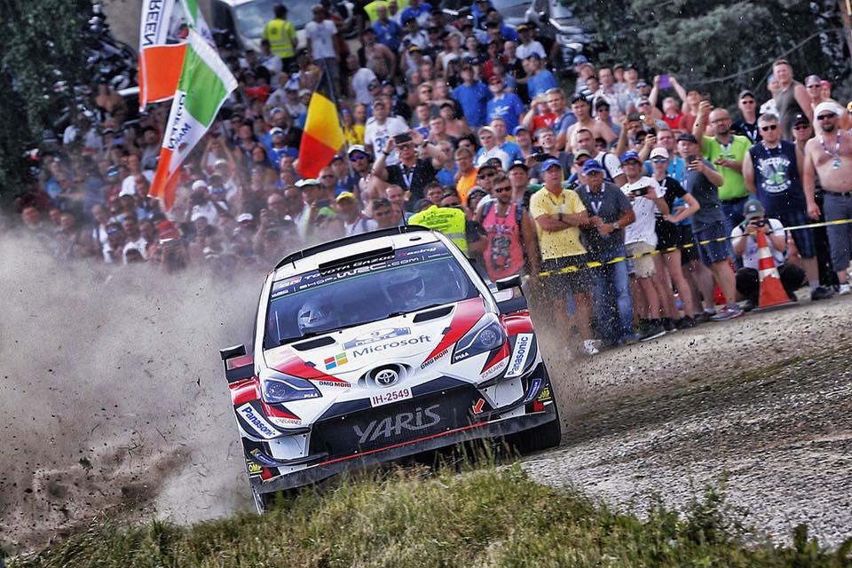 WRC RALLYE  DE FINLANDE (terre)26-29 Juillet  - Page 3 Lappi-Finlande-2018-5