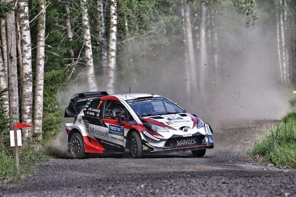 WRC RALLYE  DE FINLANDE (terre)26-29 Juillet  - Page 3 Latvala-Finlande-2018-4