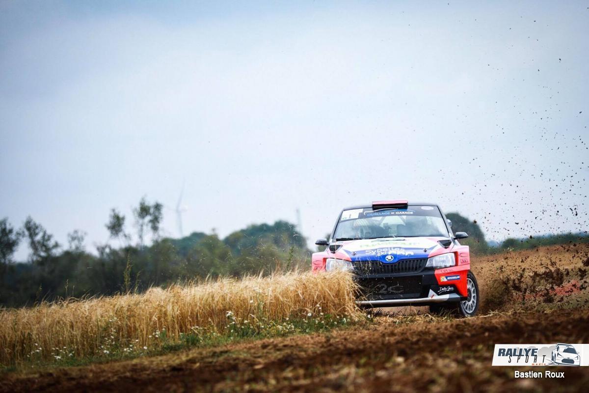 Calendrier Championnat de France des Rallyes Terre 2019