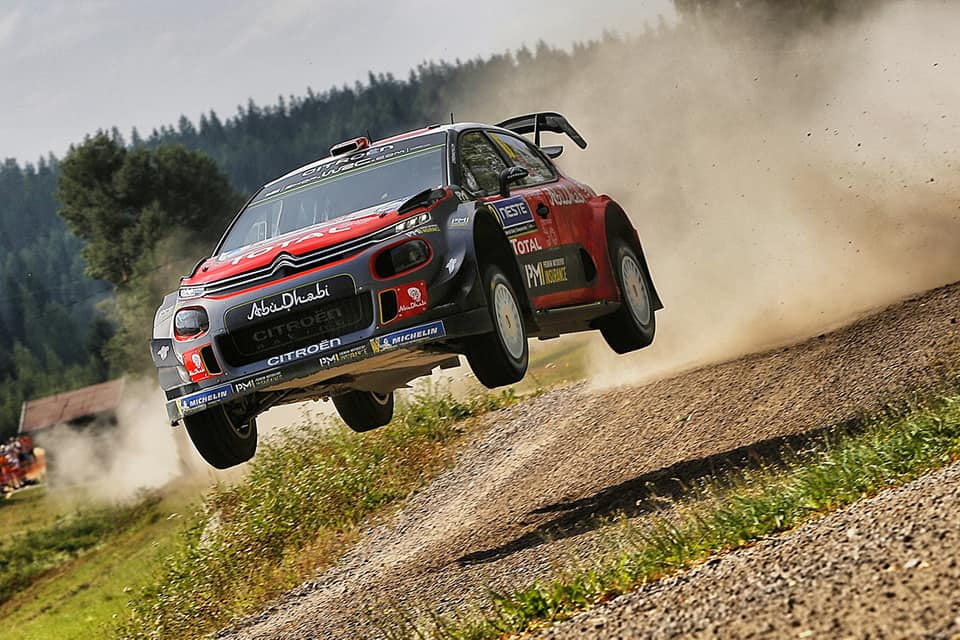 WRC RALLYE  DE FINLANDE (terre)26-29 Juillet  - Page 3 Ostberg-Finlande-2018-12