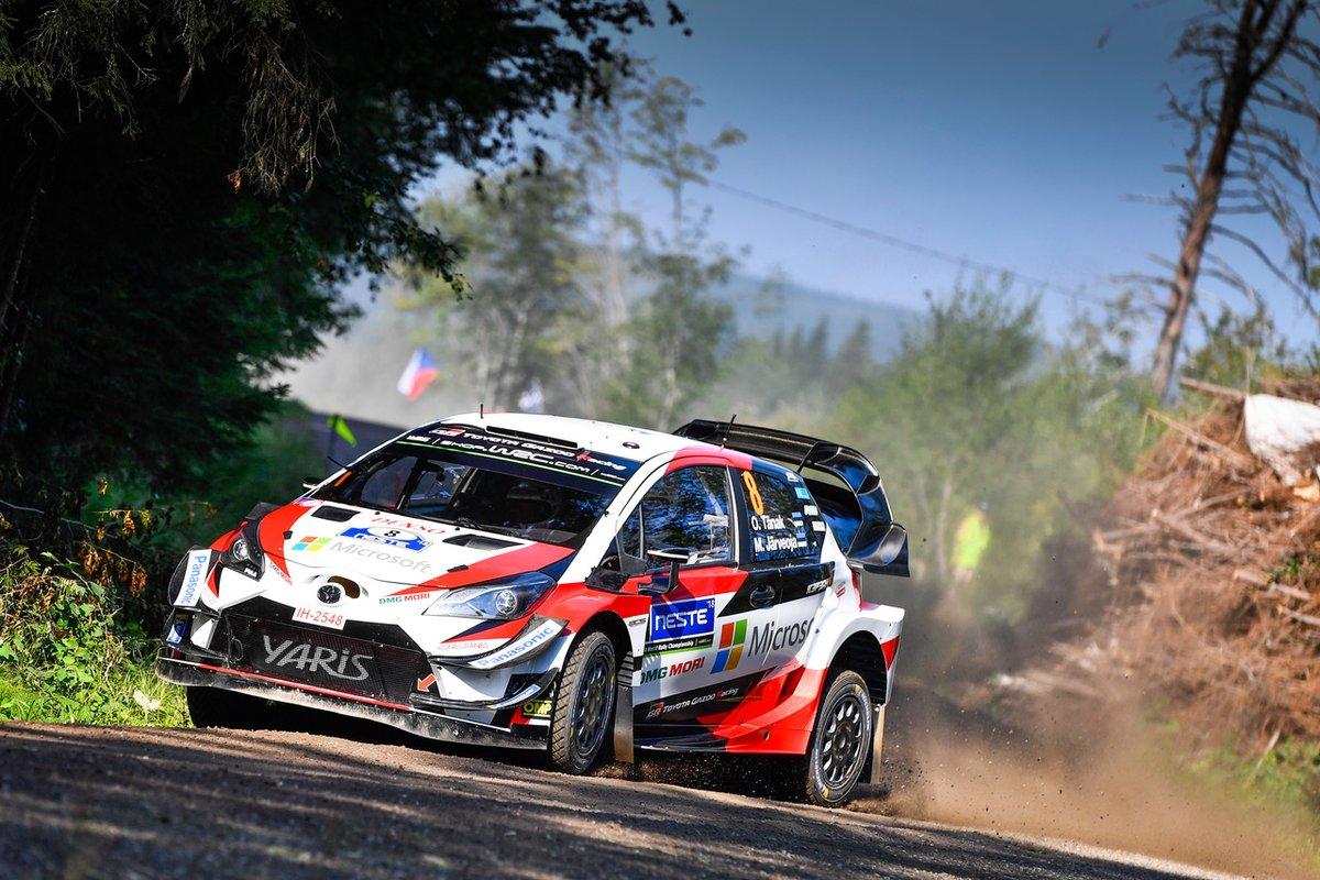 WRC RALLYE  DE FINLANDE (terre)26-29 Juillet  - Page 3 Tanak-Finlande-2018-5