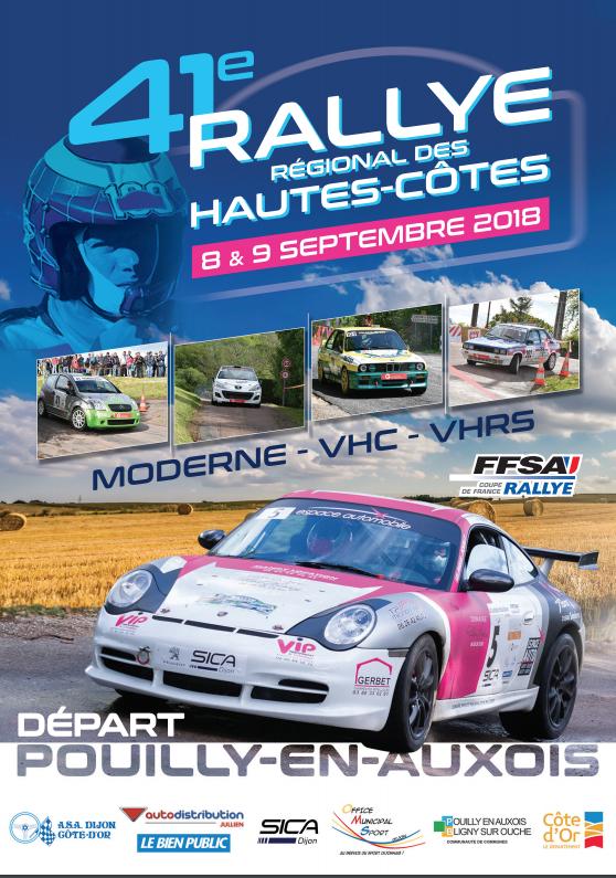 Rallye 9 septembre 2018