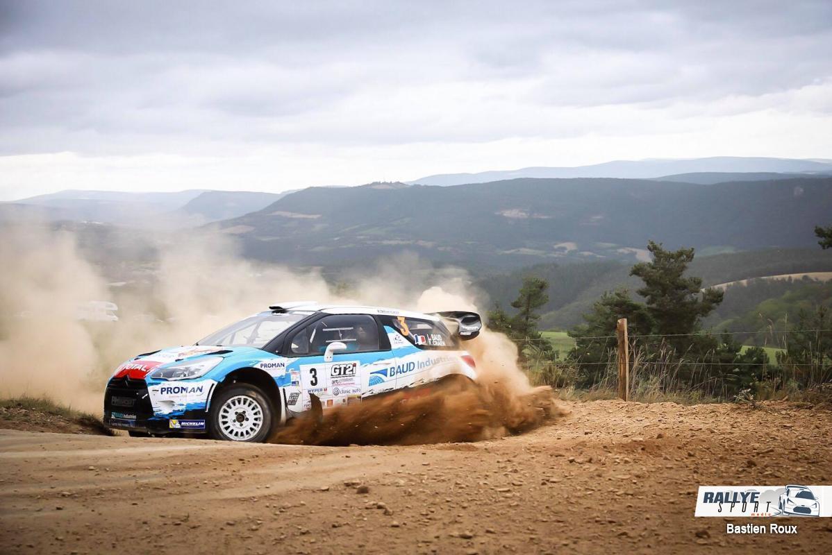 Rallye terre 2018