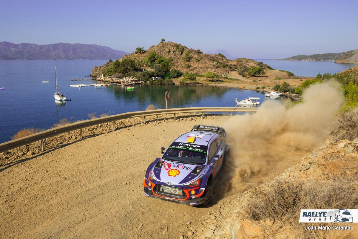 WRC RALLYE  RALLYE DE TURQUIE (terre)13-16 Septembre Mikkelsen-Turquie-2018-1-1