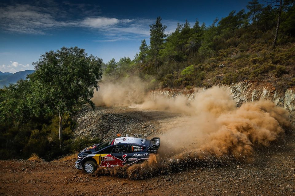 WRC RALLYE  RALLYE DE TURQUIE (terre)13-16 Septembre Ogier-Turquie-2018-3