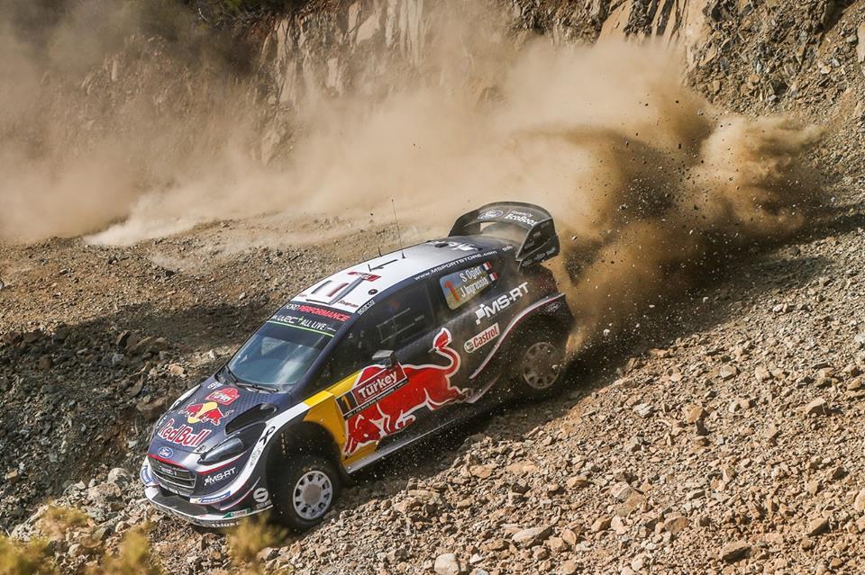 WRC RALLYE  RALLYE DE TURQUIE (terre)13-16 Septembre Ogier-Turquie-2018-4