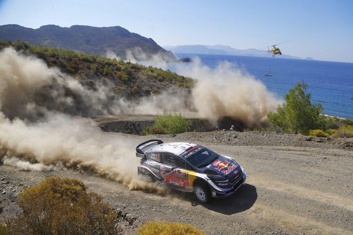 WRC RALLYE  RALLYE DE TURQUIE (terre)13-16 Septembre Ogier-Turquie-2018-5