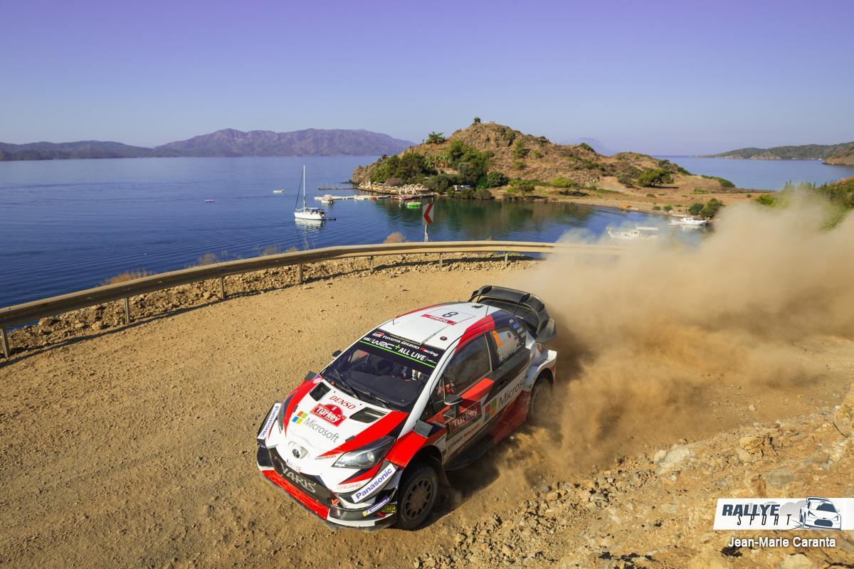 WRC RALLYE  RALLYE DE TURQUIE (terre)13-16 Septembre Tanak-Turquie-2018-1-1
