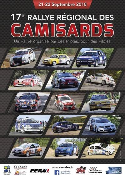 Rallye des camisards 2018