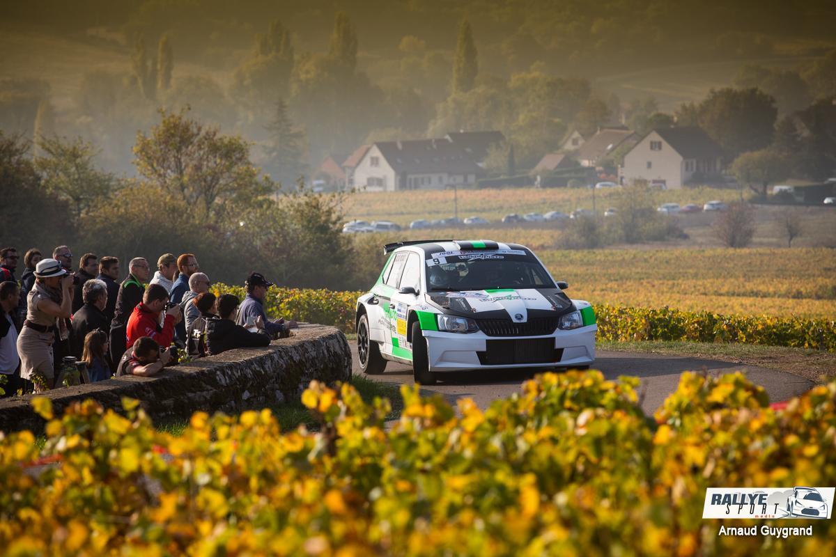 Calendrier Coupe de France des rallyes 2019