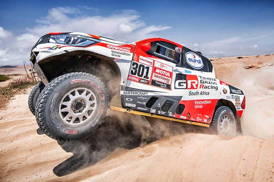 Dakar 2020 : Fernando Alonso sera au départ avec Toyota