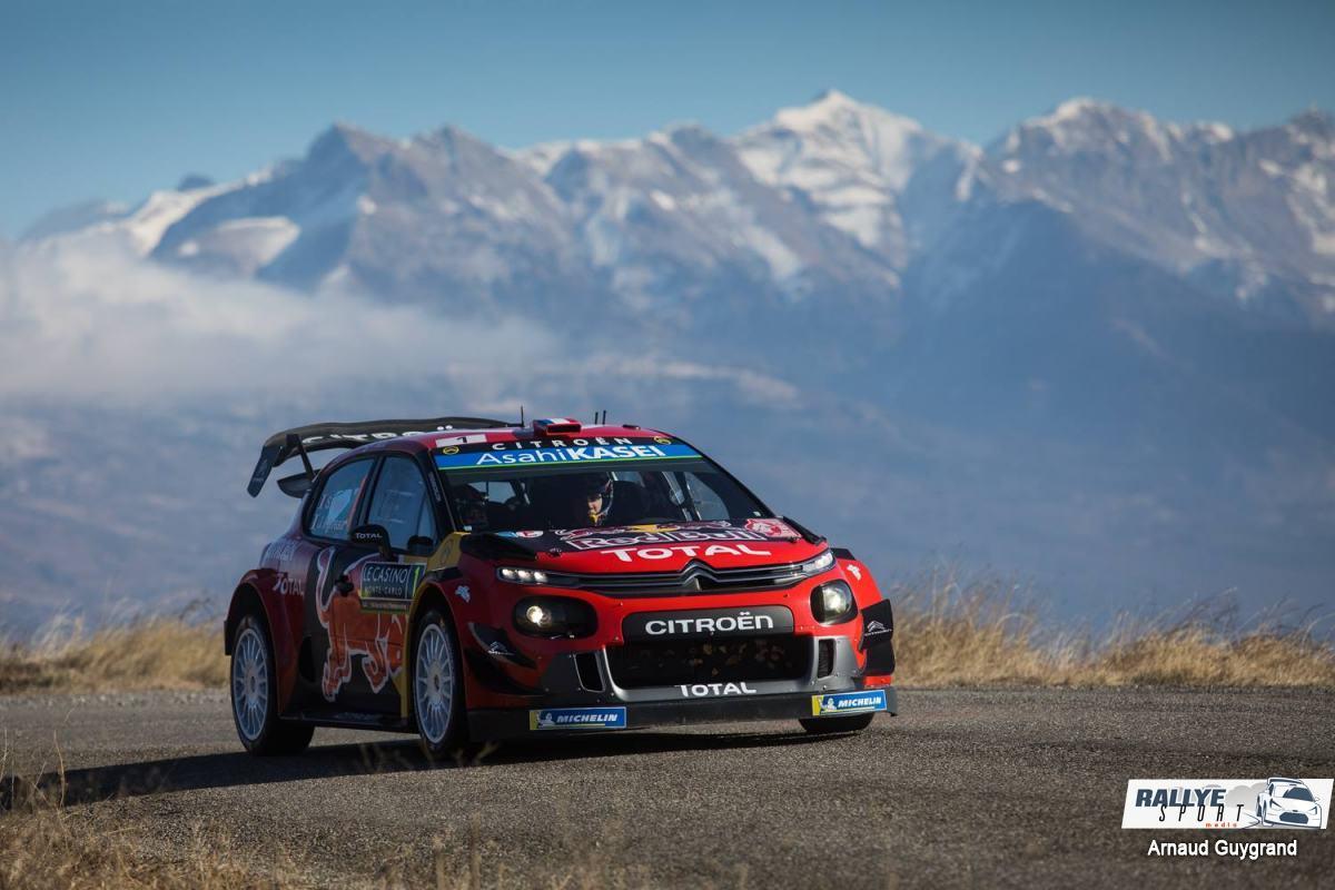 Classement Pronostics Rallye Monte-Carlo 2019