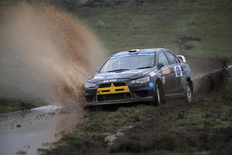 18 spéciales et 320 km pour le Safari Rally Kenya - Rallye Sport