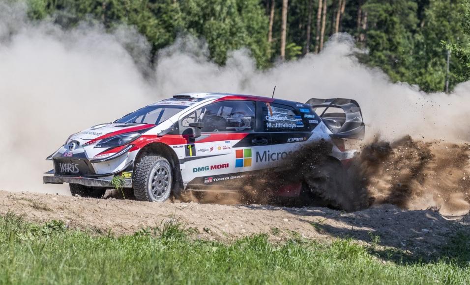 Calendrier Rallycross 2019 Championnat Du Monde.L Estonie Retenue A Nouveau Pour La Promotion Du Wrc