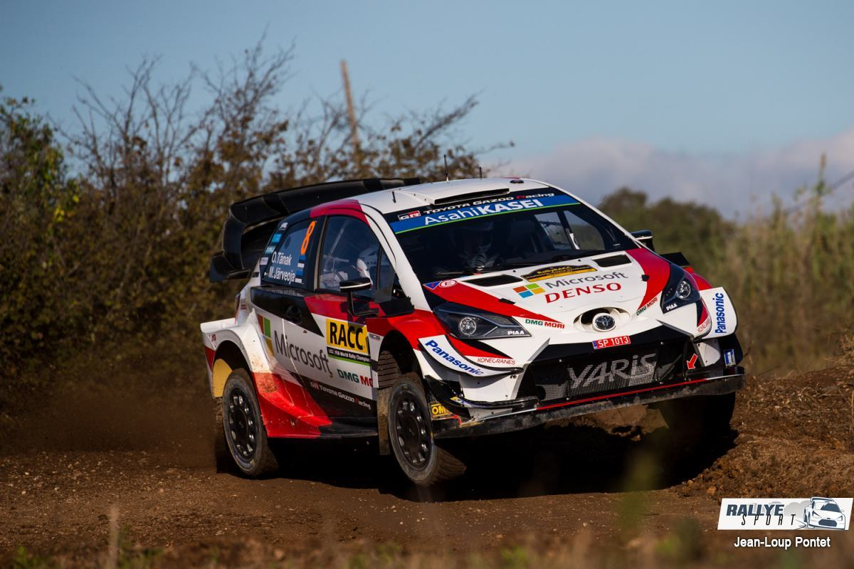Rallye de Catalogne : Ott Tänak officiellement champion du monde WRC