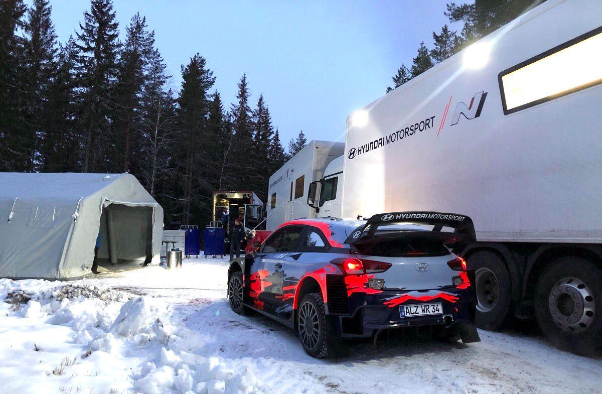 Rallye de Suède: Thierry Neuville termine 6e, Elfyn Evans vainqueur